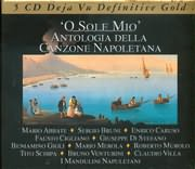 CD image DEJAVU 5 / CANCONE NAPOLETANA (5CD)