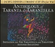 CD image DEJAVU 5 / ANTHOLOGY OF TARANTA AND TARANTELLA (5CD)