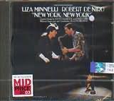 CD image NEW YORK NEW YORK - (OST)