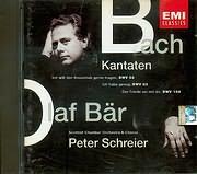 CD image BACH J.S / BAR OLAF / CANTATAS NOS 56 - 82