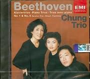 BEETHOVEN / <br>CHUNG TRIO / <br>PIANO TRIOS