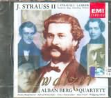 CD image BERG ALBAN / JOHANN STRAUSS I AND II AND LANNER
