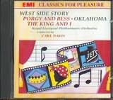 CD image WEST SIDE STORY - PORKY BESS - OKLAHOMA - (OST)