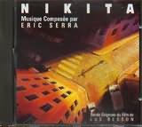 CD image NIKITA - ERIC SERRA - (OST)