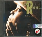 CD image DIANNE REEVES / I REMEMBER