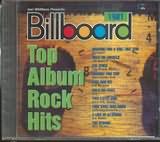 CD image BILLBOARD ROCK 1981 - (VARIOUS)