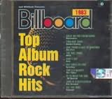 CD image BILLBOARD ROCK 1983 - (VARIOUS)