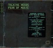 CD + DVD image TALKING HEADS / FEAR OF MUSIC (CD + DVD)