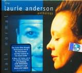 CD image LAURIE ANDERSON / TALK NORMAL - THE ANTHOLOGY (2CD)