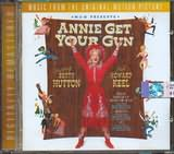CD image ANNIE GET YOUR GUN [IRVING BERLIN] - (OST)