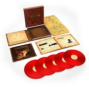 CD Image for HOWARD SHORE / THE LORD OF THE RINGS: THE FELLOWSHIP OF THE RING - COMPLETE RECORDINGS (5LP) (VINYL)