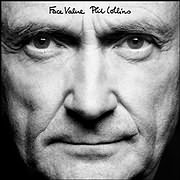 LP image PHIL COLLINS / FACE VALUE (2015) (VINYL)