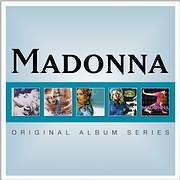 CD image MADONNA / ORIGINAL ALBUM SERIES (5CD)