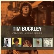 CD image TIM BUCKLEY / ORIGINAL ALBUM SERIES (5CD)