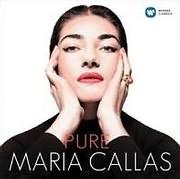 CD image MARIA CALLAS / PURE MARIA CALLAS