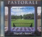 CD image PASTORALE / MUSIC OF NATURE AND GRACE - TINGSTAD AND RUMBEL