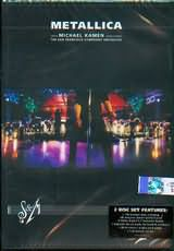 DVD image METALLICA / S AND M DVD (2 DVD) - (DVD)