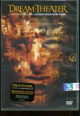 DVD image DREAM THEATER / METROPOLIS 2000 / SCENES FROM NEW YORK - (DVD)