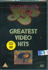 DVD image YES / GREATEST VIDEO HITS - (DVD)