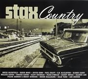 CD Image for STAX COUNTRY - (VARIOUS)