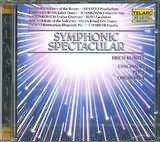 CD image SYMPHONIC SPECTACULAR / KUNZEL / VARIOUS
