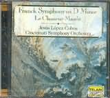 CD image FRANCK / SYMPHONY IN D MINOR - LE CHASSEUR MAUDIT / LOPEZ COBOS