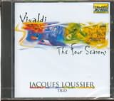 CD image JACQUES LOUSSIER TRIO / VIVALDI THE FOUR SEASONS