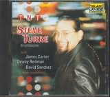 CD image STEVE TURRE WITH JAMES CARTER