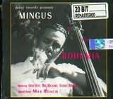 CD image CHARLES MINGUS / MINGUS AT THE BOHEMIA