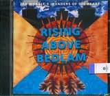 CD image JAH WOBBLES S INVADER / RISING ABOVE BEDLAM
