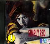 SIMPLY RED / <br>PICTURE BOOK