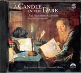 CD image A CANDLE IN THE DARK / ELIZABETHAN SONGS AND CONSORT MUSIC / THE NEWBERRY CONSORT