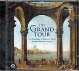 CD image VIVALDI HANDEL BACH GEMINIANI / THE GRAND TOUR