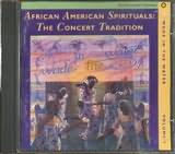 CD image AFRICAN AMERICAN SPIRITUALS