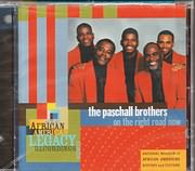 CD image for THE PASCHALL BROTHERS / ON THE RIGHT ROAD NOW