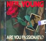 CD image NEIL YOUNG / ARE YOU PASSIONATE