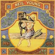 CD image for NEIL YOUNG / HOMEGROWN