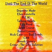 CD image for UNTIL THE END OF THE WORD (VARIOUS) (2LP) (VINYL) - (OST)