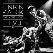 CD Image for LINKIN PARK / ONE MORE LIGHT LIVE