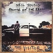 CD Image for NEIL YOUNG AND PROMISE OF THE REAL / THE VISITOR (2LP) (VINYL)