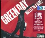 CD + DVD image GREEN DAY / BULLET IN A BIBLE - LIVE CD AND DVD OVER 2 HOURS LONG