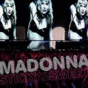CD + DVD image MADONNA / STICKY AND SWEET (CD + DVD)