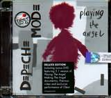 CD + DVD image DEPECHE MODE / PLAYING THE ANGEL - BONUS DVD (SACD HYBRID)