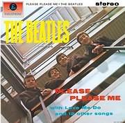 LP image BEATLES / PLEASE PLEASE ME (REMASTERED / STEREO) (VINYL)