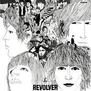 LP image BEATLES / REVOLVER (REMASTERED / STEREO) (VINYL)