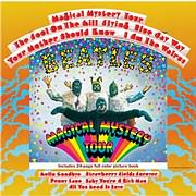 LP image BEATLES / MAGICAL MYSTERY TOUR (REMASTERED / STEREO) (VINYL)