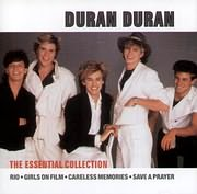 CD image DURAN DURAN / THE ESSENTIAL COLLECTION