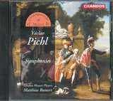 CD image PICHL / SUMPHONIES / LONDON MOZART PLAYERS / BAMERT