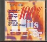 CD image 100% HITS - (VARIOUS)
