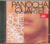 CD image JANACEK / STRING QUARTET N 1 7 2 - PANOCHA QUARTET